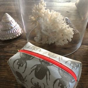 India Hicks Other - India Hicks Make Up Bag